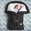Indexbild 13 - Baby Kinderwagen Winter Einschlagdecke Wickeldecke Schlafsack Decke für Warme
