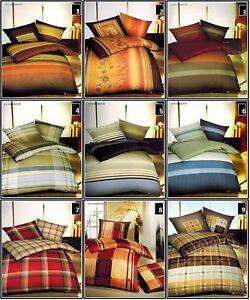 microfaser flanell bettw sche kaeppel neu ovp 135x200 oder 155x220 80x80 ebay. Black Bedroom Furniture Sets. Home Design Ideas