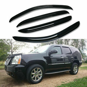 For-GMC-Yukon-Chevy-Tahoe-2007-08-09-2010-11-12-13-Window-Visors-Rain-Guard