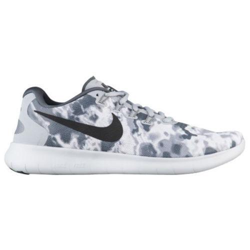 Nike Free RN 2017 LE Running Mens Shoes Dark Grey Run 883282-001 SZ 6.5