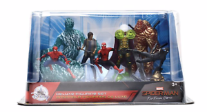 Disney-SpiderMan-Far-From-Home-Deluxe-Figurine-Playset-Figure-Toy-Cake-Topper