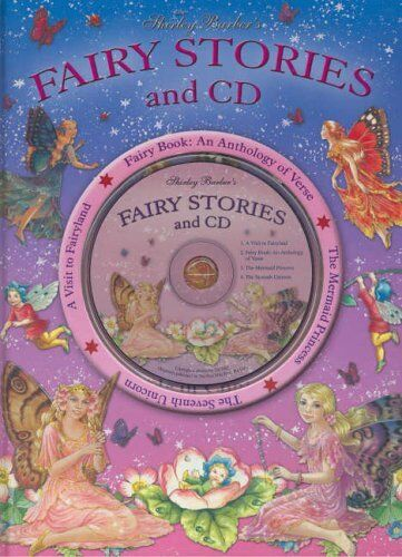1 of 1 - Shirley Barber's Fairy Stories: v. 2 (Book & CD)... by Shirley Barber 1865037796