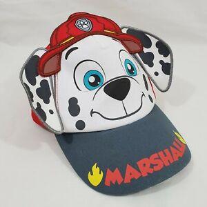 Nickelodeon-Paw-Patrol-Marshall-Gorra-de-beisbol-del-Nino-Tamano-Ajustable-Sombrero