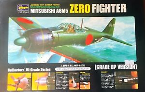 Série Zero Fighter Mitsubishi A6m5 1/32 Hasegawa des Collectionneurs Extreme Rare