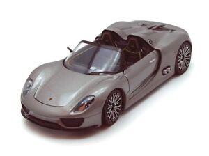1//24 Concept Welly Well24031w Porsche 918 Spyder