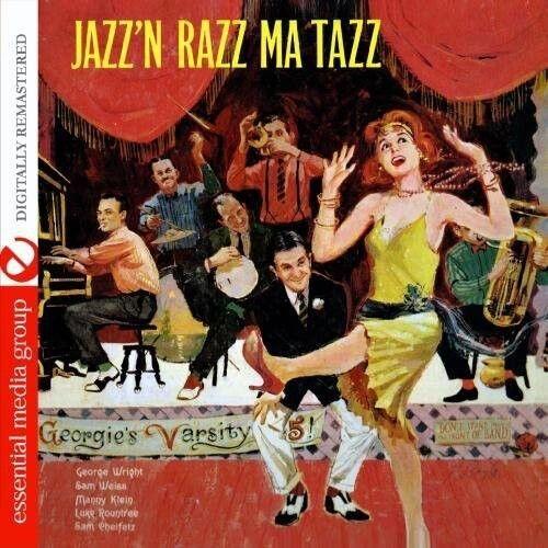 Georgie's Varsity 5 - Jazz'n Razz Ma Tazz [New CD] Manufactured On Demand, Rmst