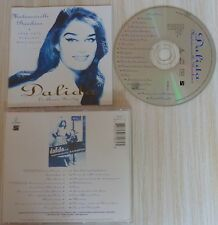 CD LES ANNEES BARCLAY VERSIONS ORIGINALES DALIDA MADEMOISELLE BAMBINO BEST OF