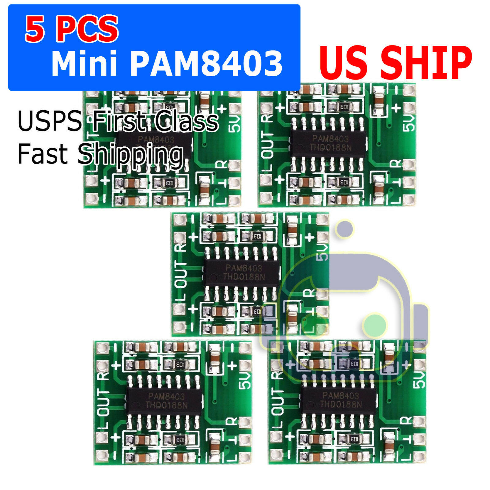 Pam8403 Mini 2 Channel 3w Stereo Class D Audio Power Amplifier Watts Using Three Lm386 Norton Secured Powered By Verisign