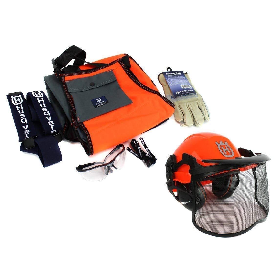 Husqvarna 531307181 Chain Saw Protective Apparel Powerkit, Homeowner