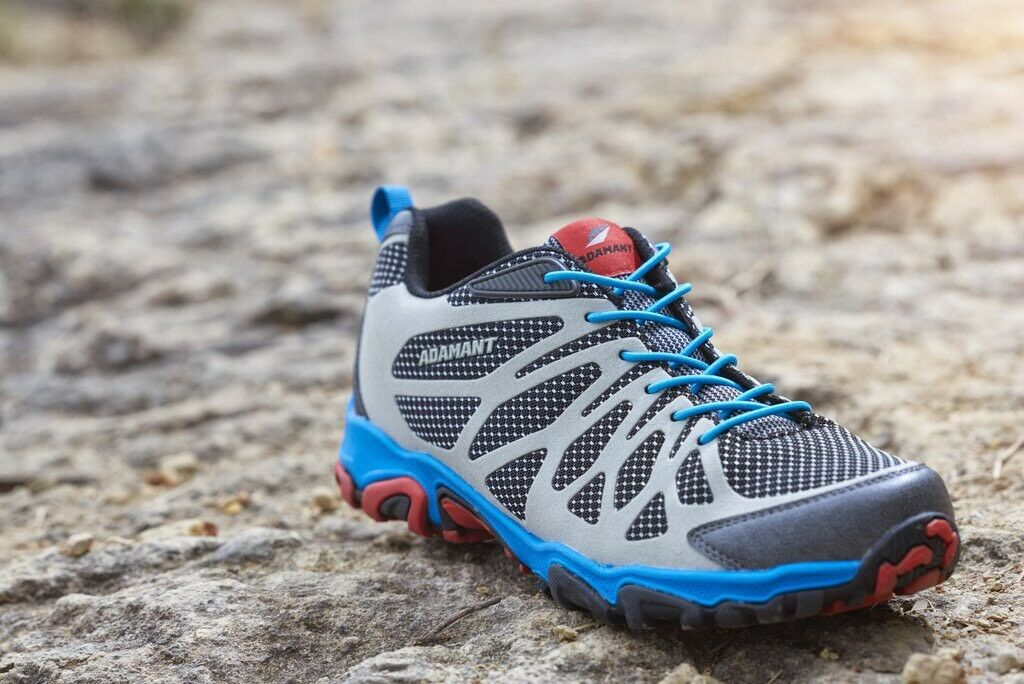 Adamant GeoTread Bungee Lace All-Terrain Tennis Shoes - SIZE: Men's 11 - NEW!