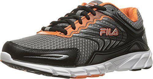 Fila  1SR21104 Mens Memory Maranello 4 Running shoes- Choose SZ color.