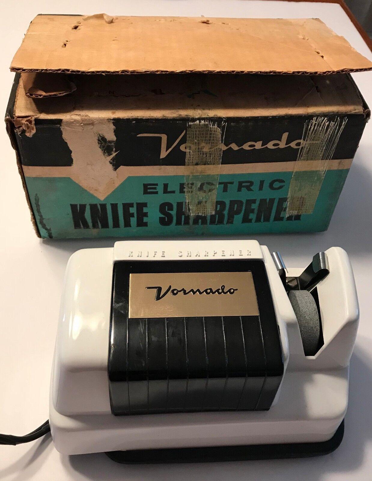 VINTAGE Vornado Model 111 Knife Sharpener-Tested- FREE Shipping