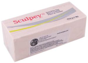 Sculpey III Oven-Bake Clay Beige Beige