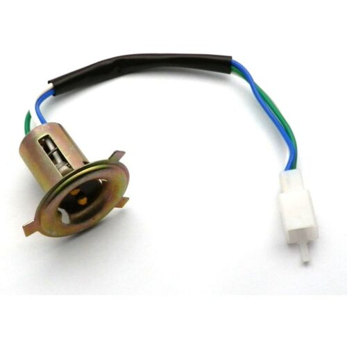 Headlight Bulb Socket Ignitor Wire for GY6 Chinese Scooter Sunl Taotao Peace