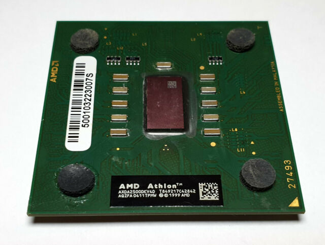 AMD Athlon XP 2500+ 1833 MHz - AXDA2500DKV4D, Socket 462/A
