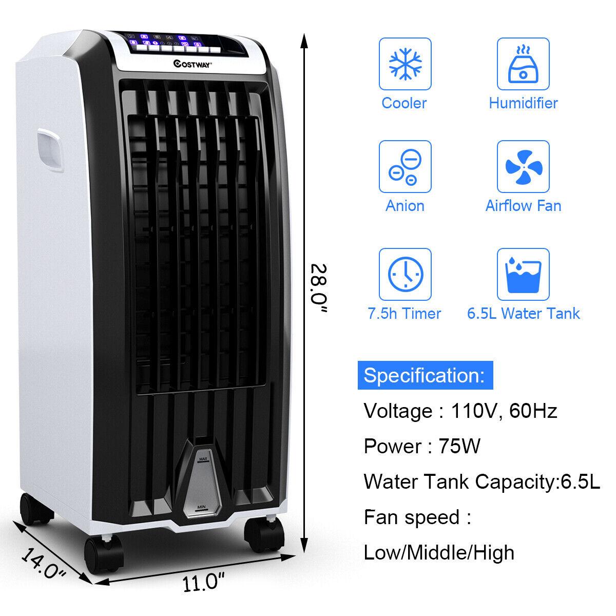 best evaporative cooler