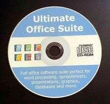 Office Software Suite - Home Student Business Professional 2010 2013 2016