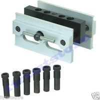 Self Centering Dowel Wood Jointing Drilling Doweling Drill Hole Dowling Jig Tool