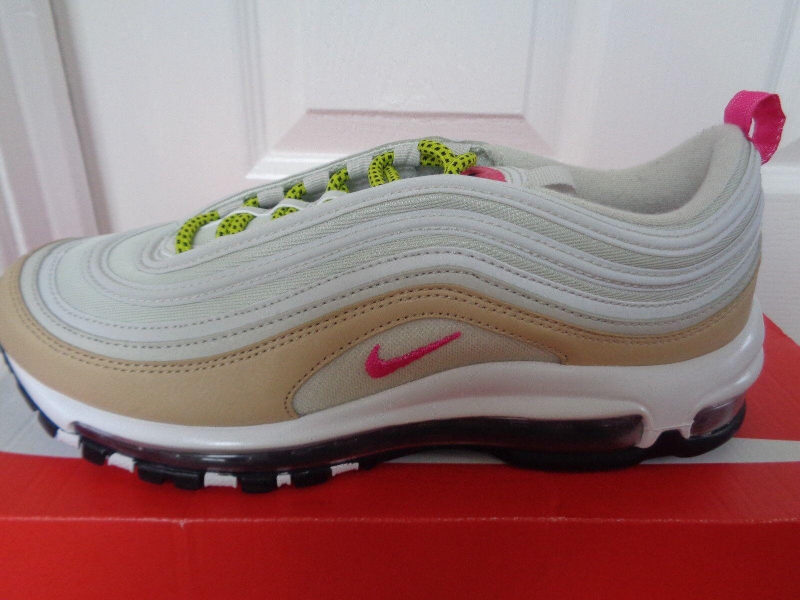 Nike AIR MAX da 97 Scarpe da ginnastica da MAX donna 921733 004 EU 40.5 US 9 Nuovo + Scatola c80298