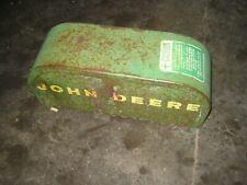John Deere 24t Plunger Shield