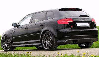 Audi A3 8P 03-12 Sportback 5 Door Side skirts S3 look sideskirt cover skirt sill