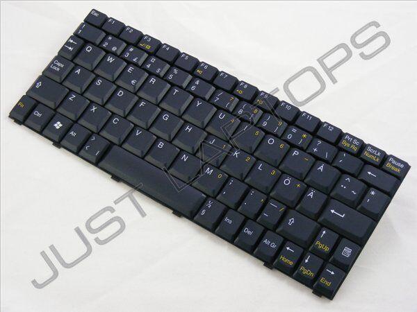 NEW NEC Versa s900 Keyboard Finnish Swedish Svenska hmb901
