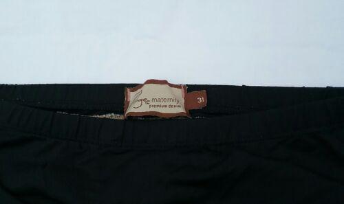 Paige Maternity taglia Scuro Style 01 Laurel lavato Jeans 9102 Canyon 31 rrP4Sdqw