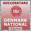 thumbnail 1 - CRMG SoccerStarz DENMARK DANISH NATIONAL TEAM DANMARK (like MicroStars)