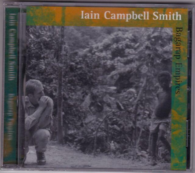 Iain Campbell Smith - Bagarap Empires - CD (Brand New Sealed)