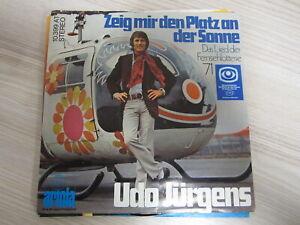 Single-Udo-Juergens-Zeig-Mir-Den-Platz-An-Der-Sonne-AUSTRIA-PRESS-RAR