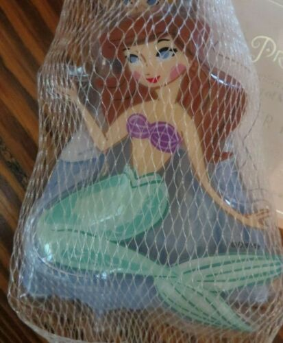 Pottery barn kid Lunch ICE freeze pack Ariel Mermaid disney princess school girl