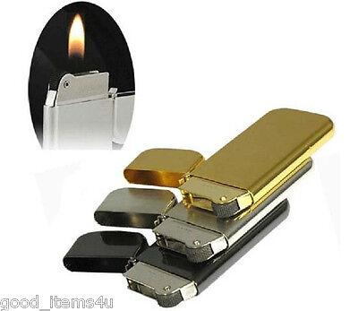 New Mini Dolphin Flint Lighter Refillable Butane Gas Cigarette Cigar Lighter 1pc
