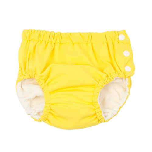 Baby /& Kleinkind Snap wiederverwendbare saugfähige Schwimmwindel