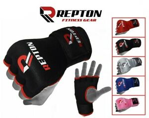 Boxing-Gel-Gloves-Hand-wraps-Punch-Bag-Inner-Glove-MMA-Martial-Arts-Gear