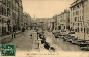 CPA MARSEILLE - Quai du Canal (988603)