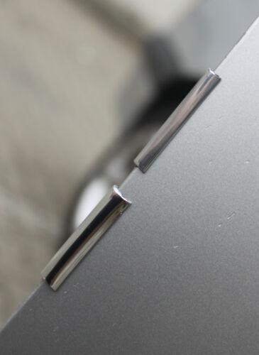 VW Passat cromo türkantenschutz protección de bordes con adhesivo 3m 100 120 190 500 cm