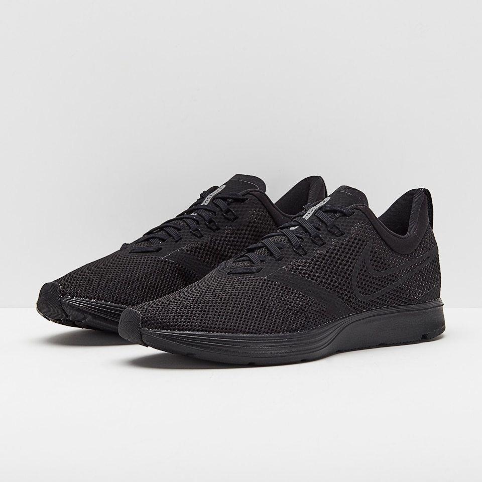 Men Nike Zoom Strike Running Athletic Lifestyle Sneakers Black AJ0189-010