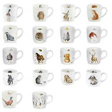 Wrendale Designs - Countryside Animal / Wild Animal Mugs