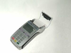 Details about Verifone VX 520 Magnetic Credit Card Reader Terminal w/ OEM  AC & More *REFURBISH