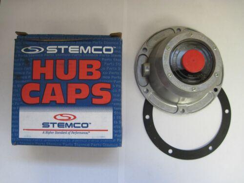 Genuine Stemco 6 hole Hub Cap 340-4195 Includes Gasket