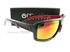item 1 New Dragon Alliance Sunglasses Double Dos Jet Red Ion Authentic -New  Dragon Alliance Sunglasses Double Dos Jet Red Ion Authentic 2961927592f54