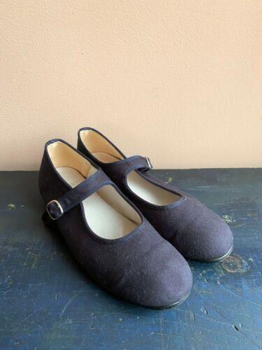 Beams Japan mary jane flats shoes ballet martinian