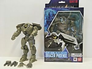 NEW-PACIFIC-RIM-Uprising-Bracer-Phoenix-Figure-SIDE-JAEGER-BANDAI-ROBOT-TOY