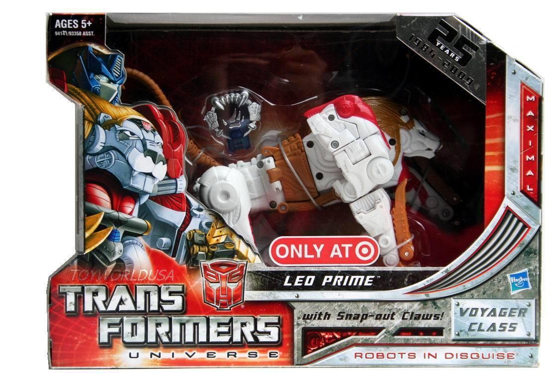 Transformers Universe Beast Wars Series Leo Prime