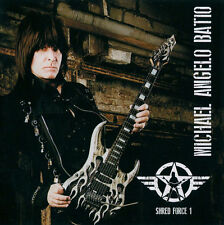 Michael Angelo Batio – Shred Force 1: The Essential MAB CD