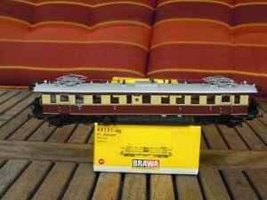 BRAWA-44131-VINTAGE-ELECTRIC-Automotor-rubezahl-et-89-DRG-ep-2digital-AC