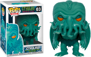 Exclusive-Cthulhu-Neon-Green-Funko-Pop-Vinyl-New-in-Box