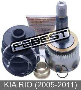 Outer-Cv-Joint-22X52-5X25-For-Kia-Rio-2005-2011
