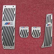 M POWER Foot Pedal FOR BMW E90 E92 E46 E87 E84 M3 Manual Gas Clutch Brake Rest