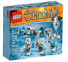 LEGO 70230 - Legends Of Chima Eisbärstamm-set
